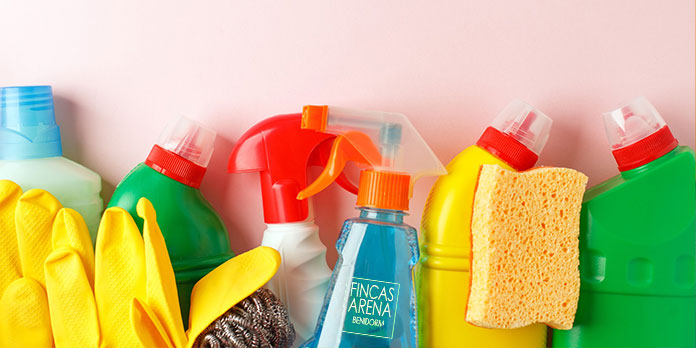 Fincas Arena Cleaning Protocols