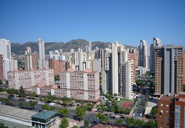 Appartement in Benidorm - GEMELOS 12 (1 DORMITORIO)-1-dormitorios
