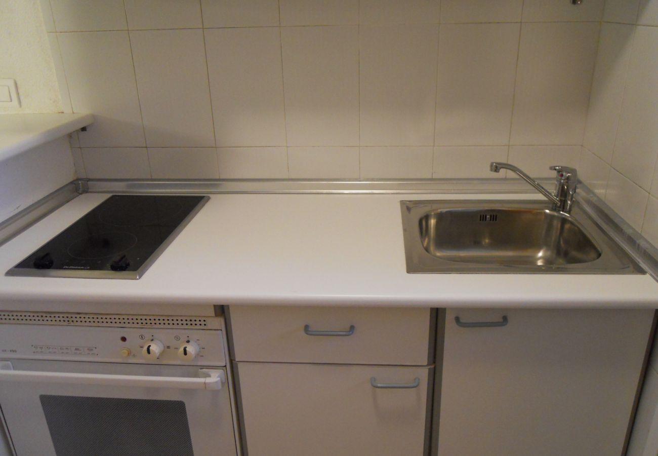 Appartement in Benidorm - San Francsico apartment  (1 sclaapkamer)
