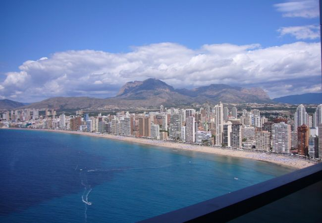 THE BEST BENIDORM VIEWS FROM YOUR ROOM