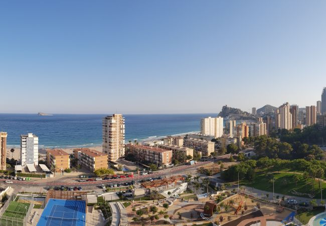 Appartement in Benidorm - SUNSET DRIVE (2 BEDROOMS)