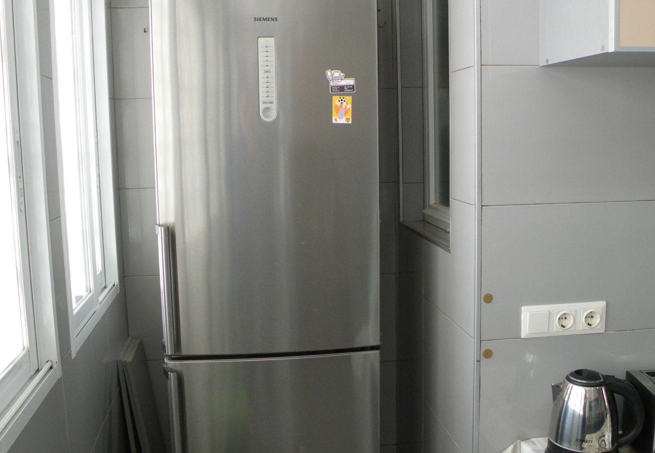 Appartement in Benidorm - MAR Y VENT  (3 BEDROOMS)