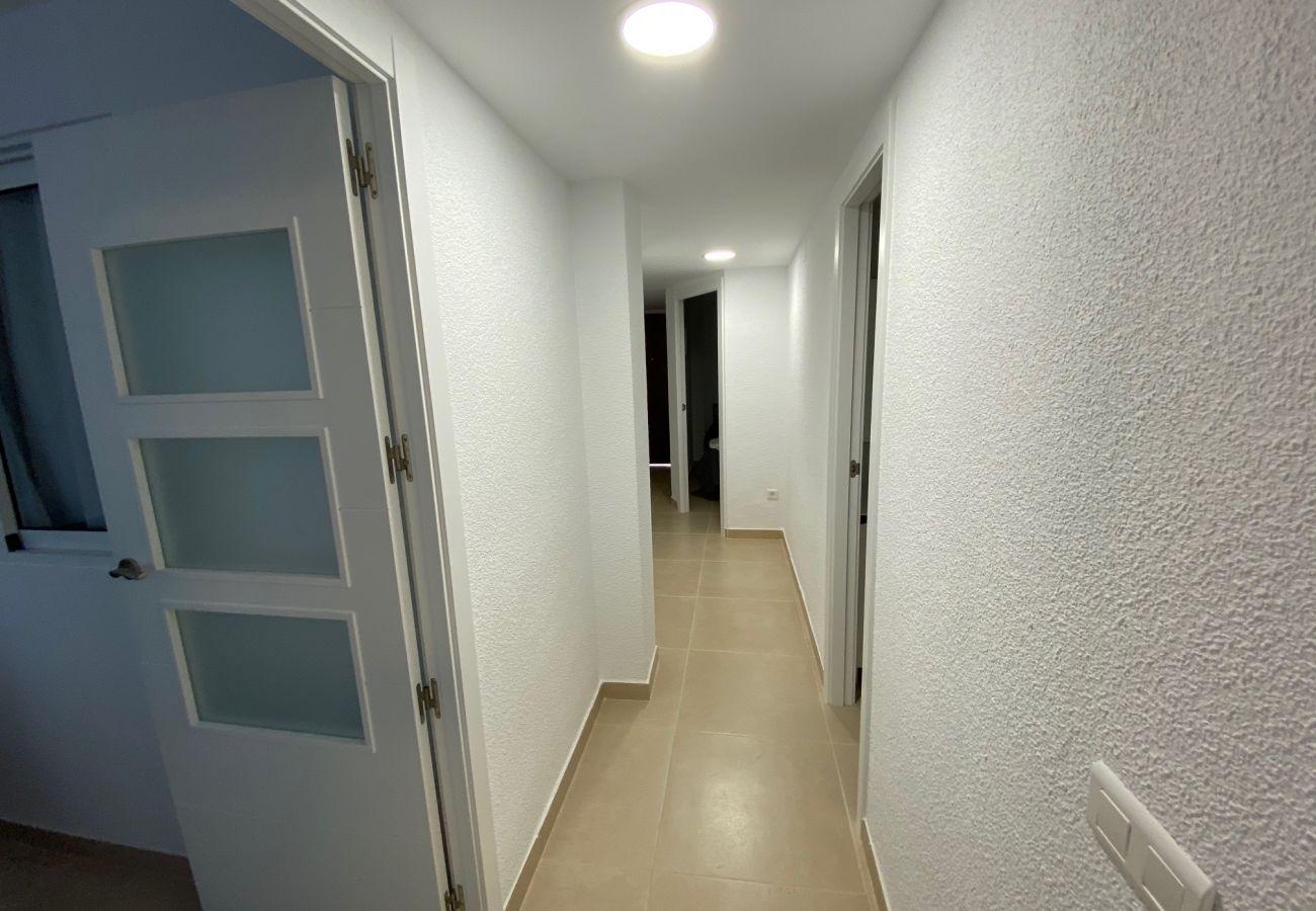 Appartement in Benidorm - MAR BLAU (3 SLAAPKAMER)