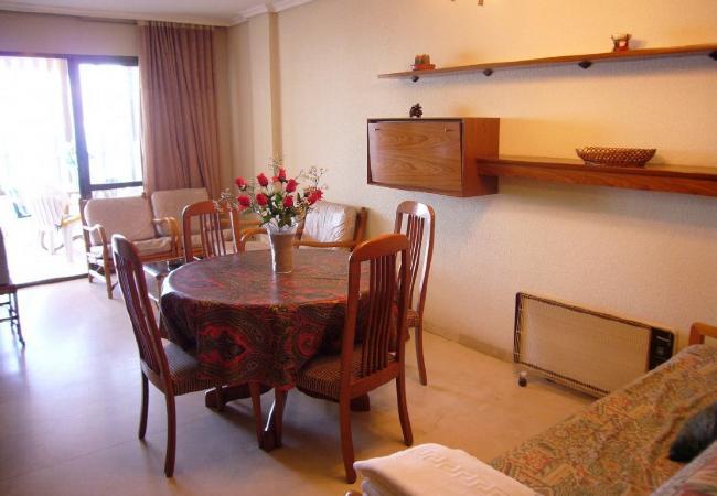 Appartement à Benidorm - EL MARINO (2 CHAMBRES)