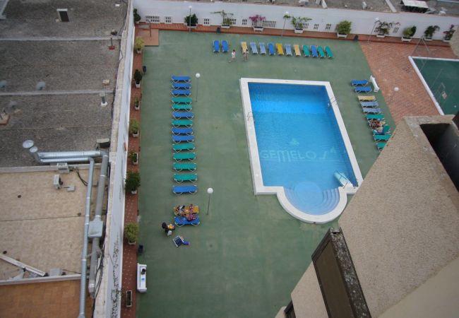 Appartement à Benidorm - GEMELOS 4 (1 CHAMBRE)