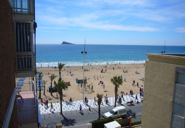 Premier ligne plage Levante