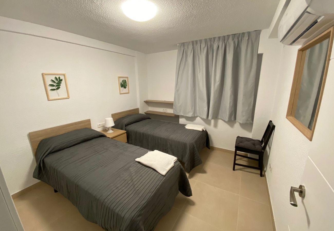 Appartement à Benidorm - MAR BLAU (3 CHAMBRES)