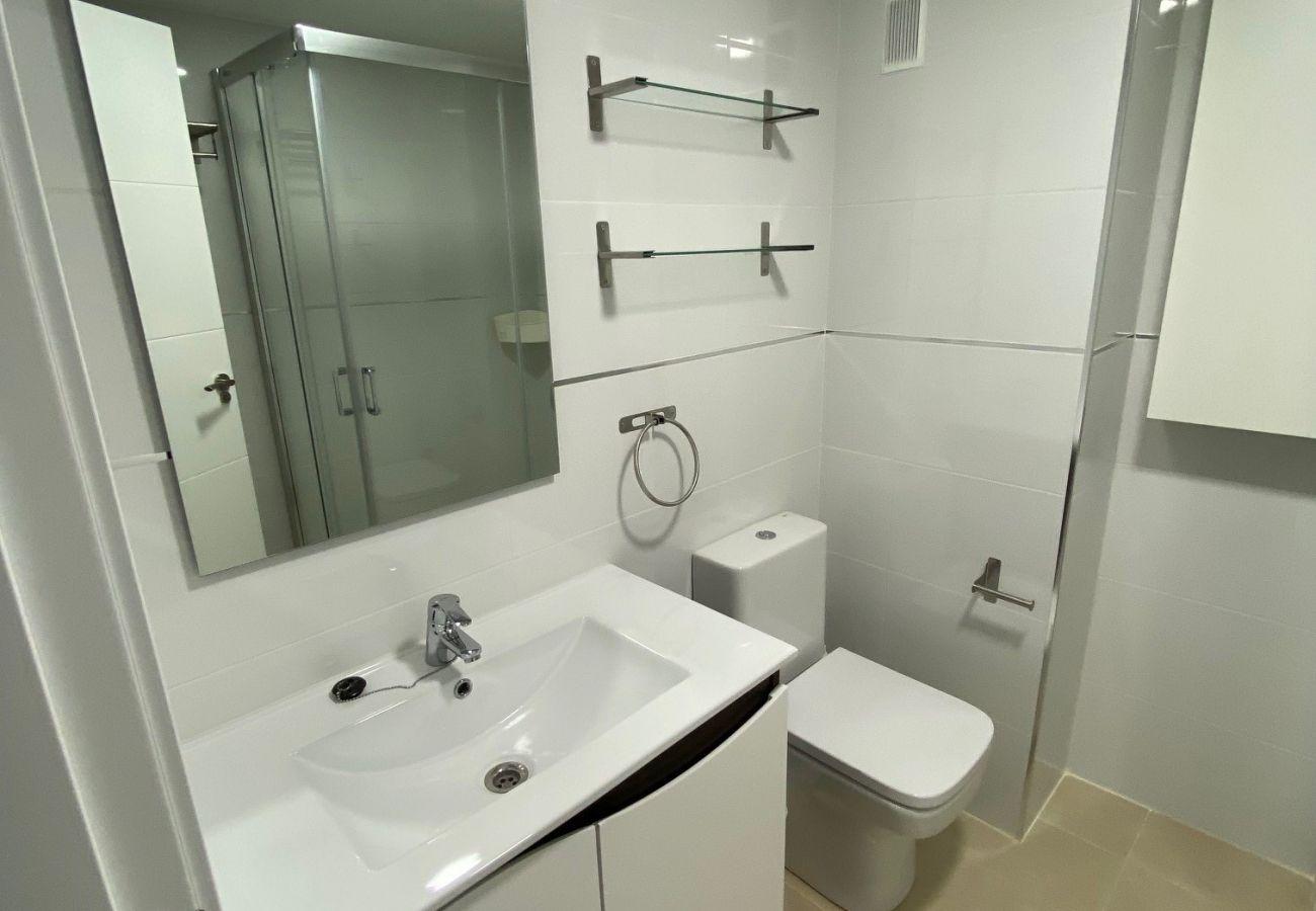 Appartamento a Benidorm - MAR BLAU (3 CAMERE)