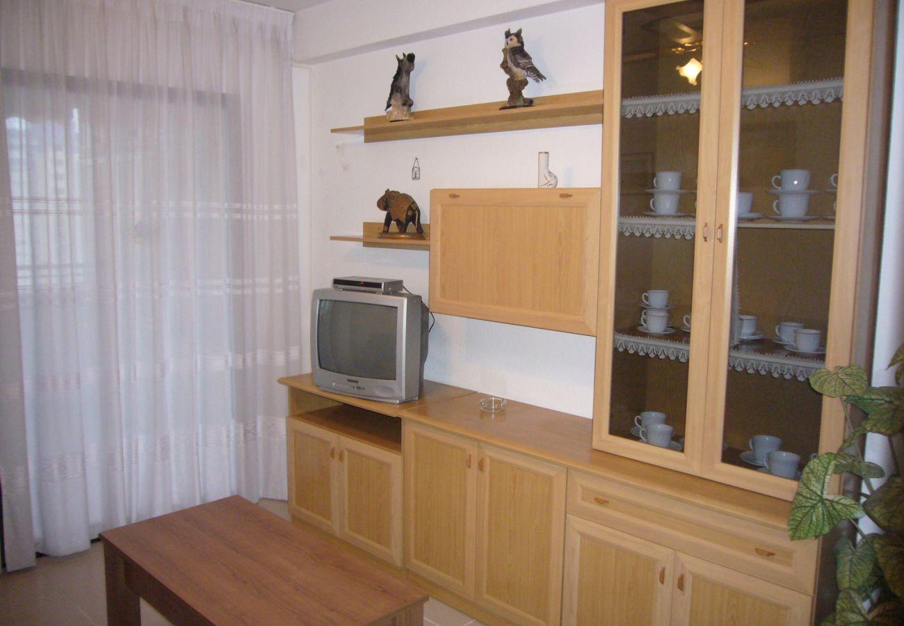 Apartamento em Benidorm - GEMELOS 12 (1 QUARTO)