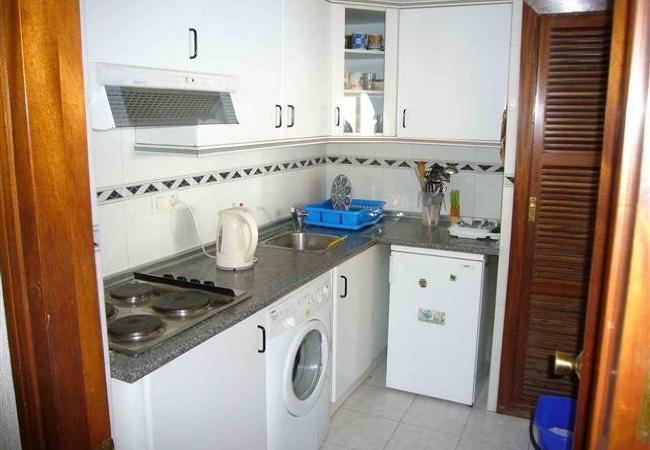 Apartamento em Benidorm - LAS PALMERAS (2 QUARTOS) - 4 PAX
