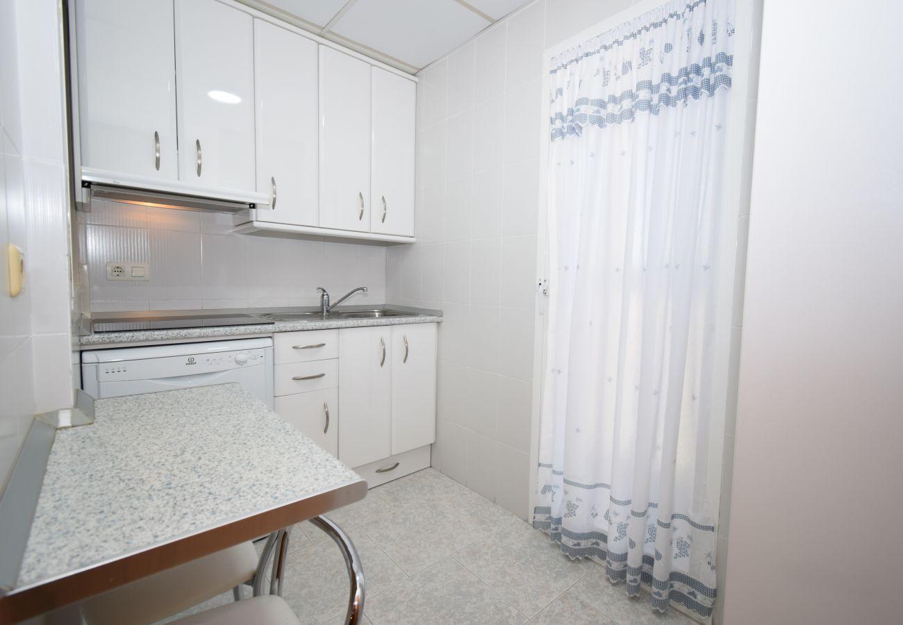 Apartamento em Benidorm - SAN FRANCISCO (2 QUARTOS)