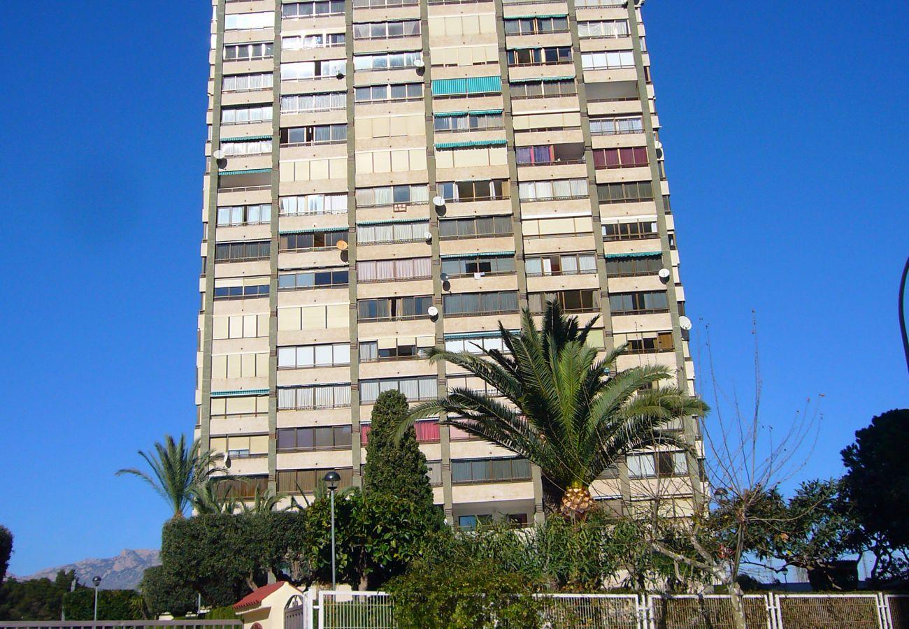 Apartamento em Benidorm - GEMELOS 10 (1 QUARTO)