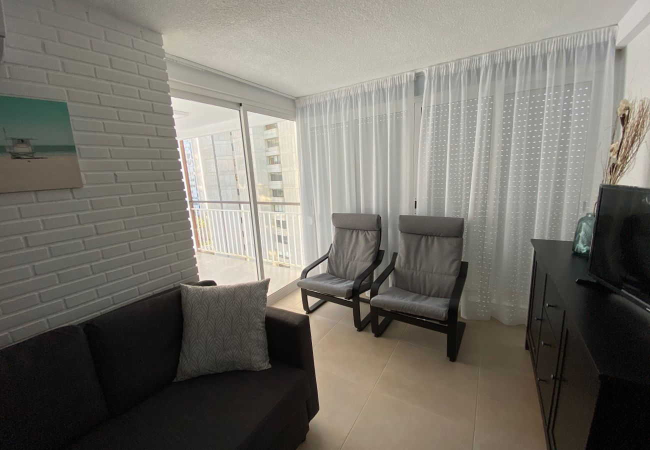 Apartamento em Benidorm - MAR BLAU (3 QUARTOS)