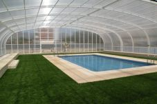 heated winter pool apartment renta fincas arena