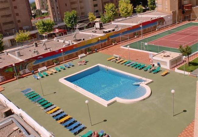 Apartment in Benidorm - GEMELOS 4 (1 DORMITORIO)-1-dormitorios