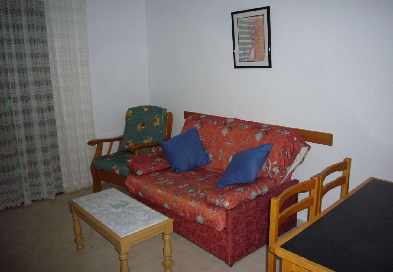 Apartment in Benidorm - GEMELOS 4 (1 BEDROOM)
