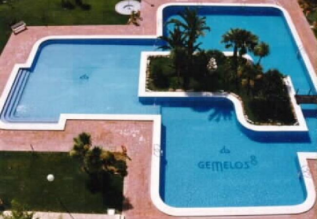 Apartment in Benidorm - GEMELOS 8 (1 DORMITORIO)-1-dormitorios