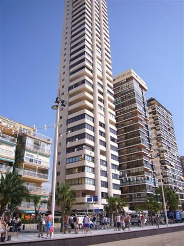 Apartment In Benidorm Torre Levante 1 Dormitorio Dormitorios