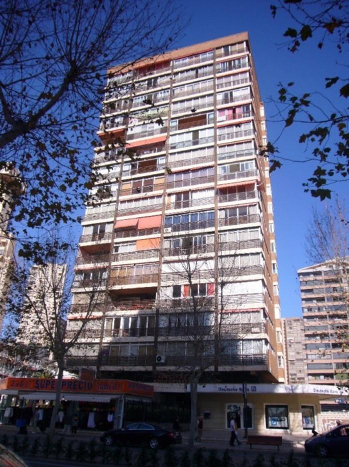 Apartments In Benidorm
