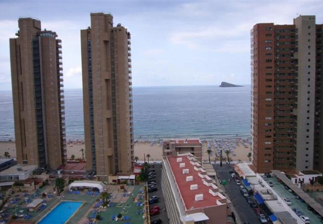 2nd line of Levante Beach