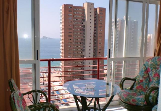 Apartment in Benidorm - EL CIRCO (1 DORMITORIO)-1-dormitorios
