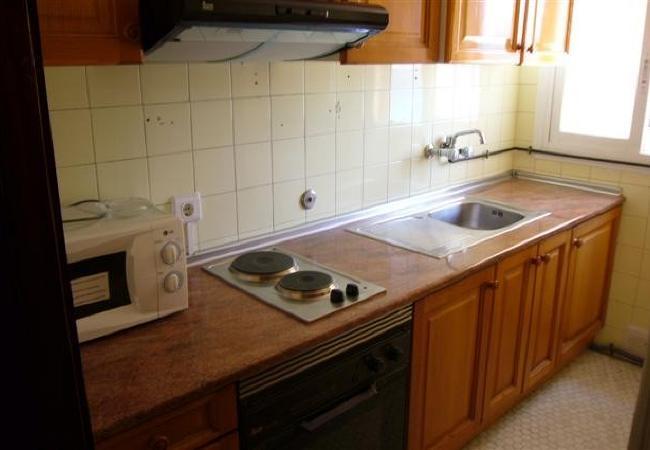 Apartment in Benidorm - LAS PALMERAS (2 DORMITORIOS)-2-dormitorios