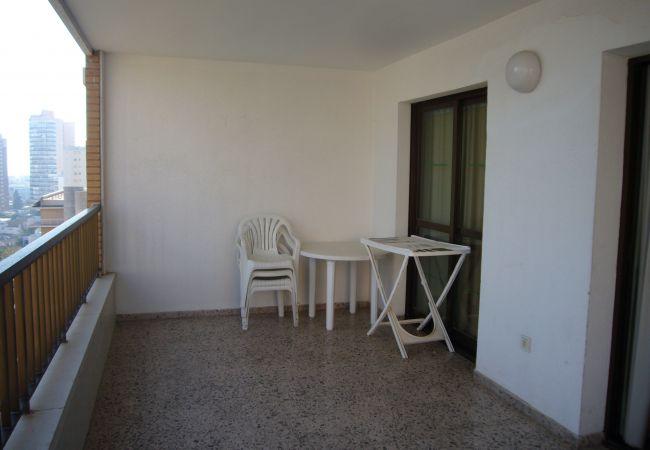 Apartment in Benidorm - FINLANDIA (1 DORMITORIO)-1-dormitorios