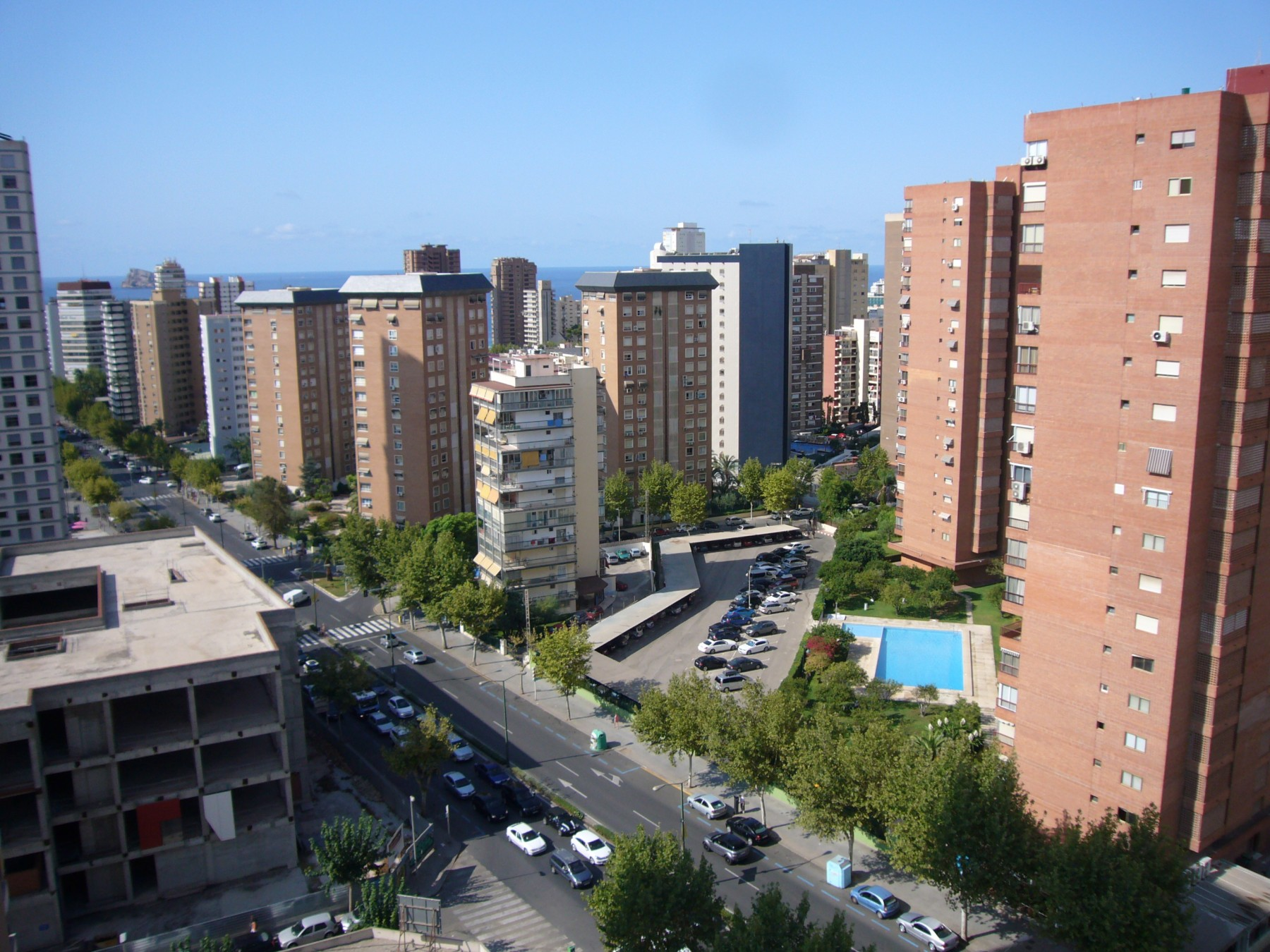 Rent apartments La Pinta in Benidorm