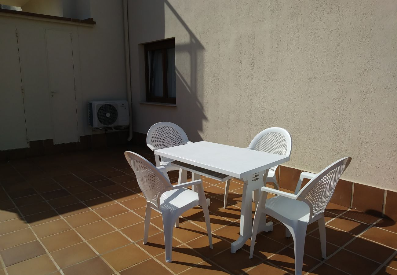 Apartment in Denia - Nice Ground floor apartment with 1 bedroom